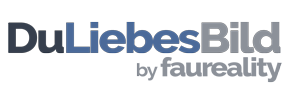 Logo DuLiebesBild by faureality